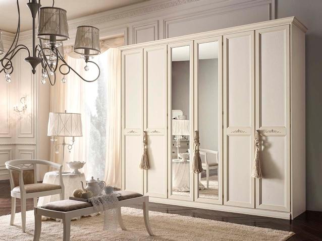 Camere classiche della collezione chic atmosfere olto - Camere da letto stile orientale ...