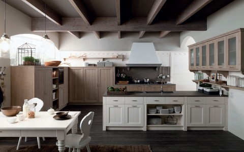 cucina country tabia 1