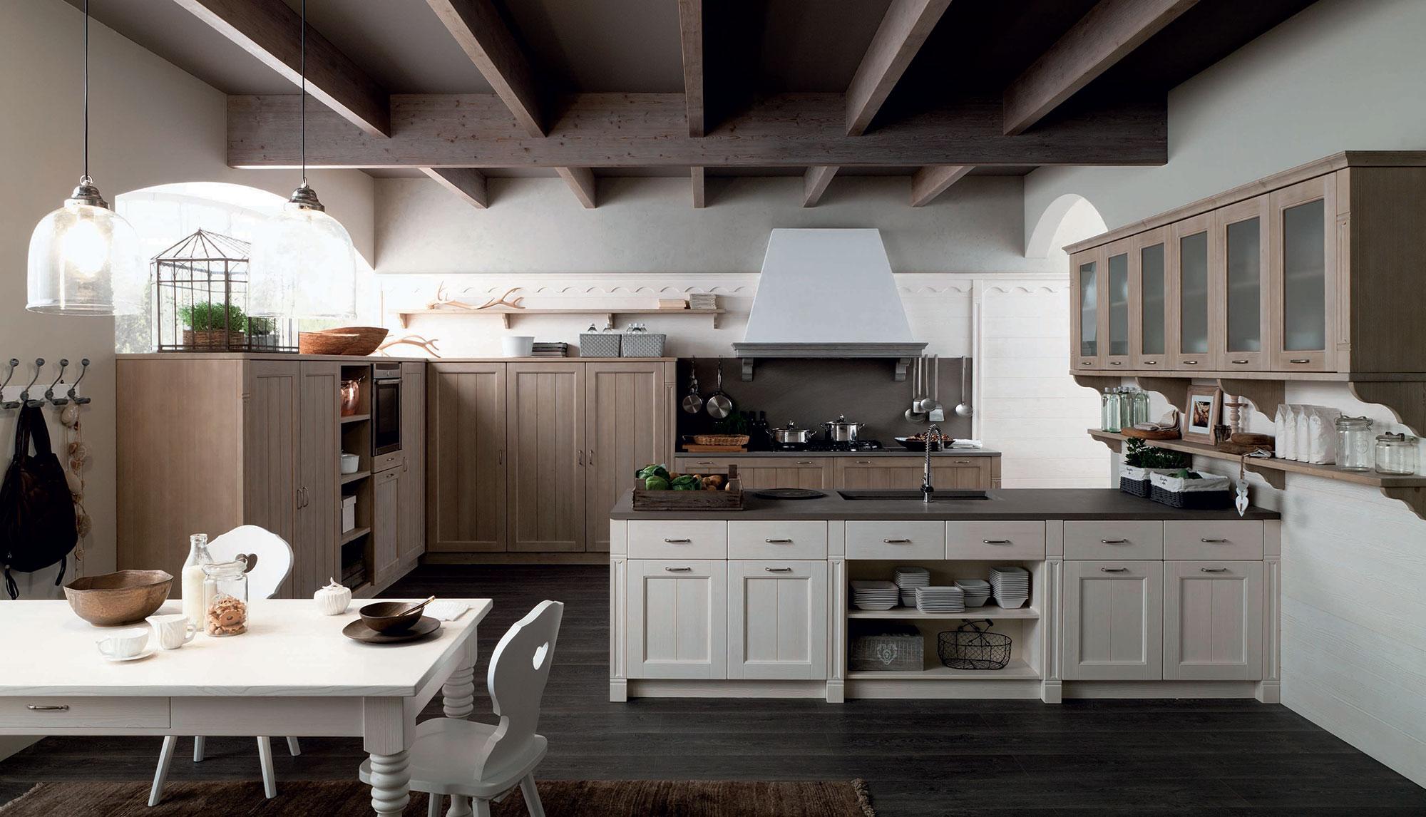 Cucine moderne collezione aromatica olto arredamenti