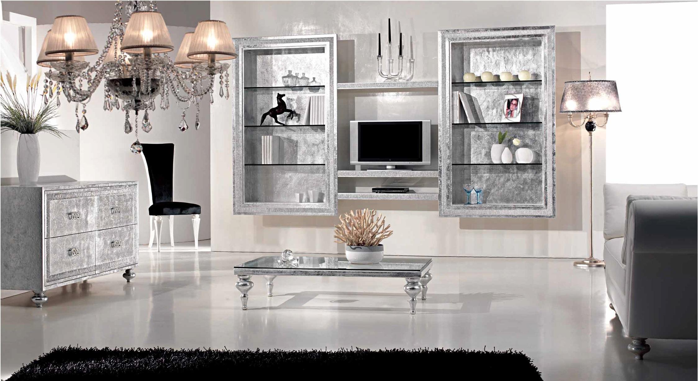 Soggiorni moderni living olto arredamenti for Arredamenti moderni