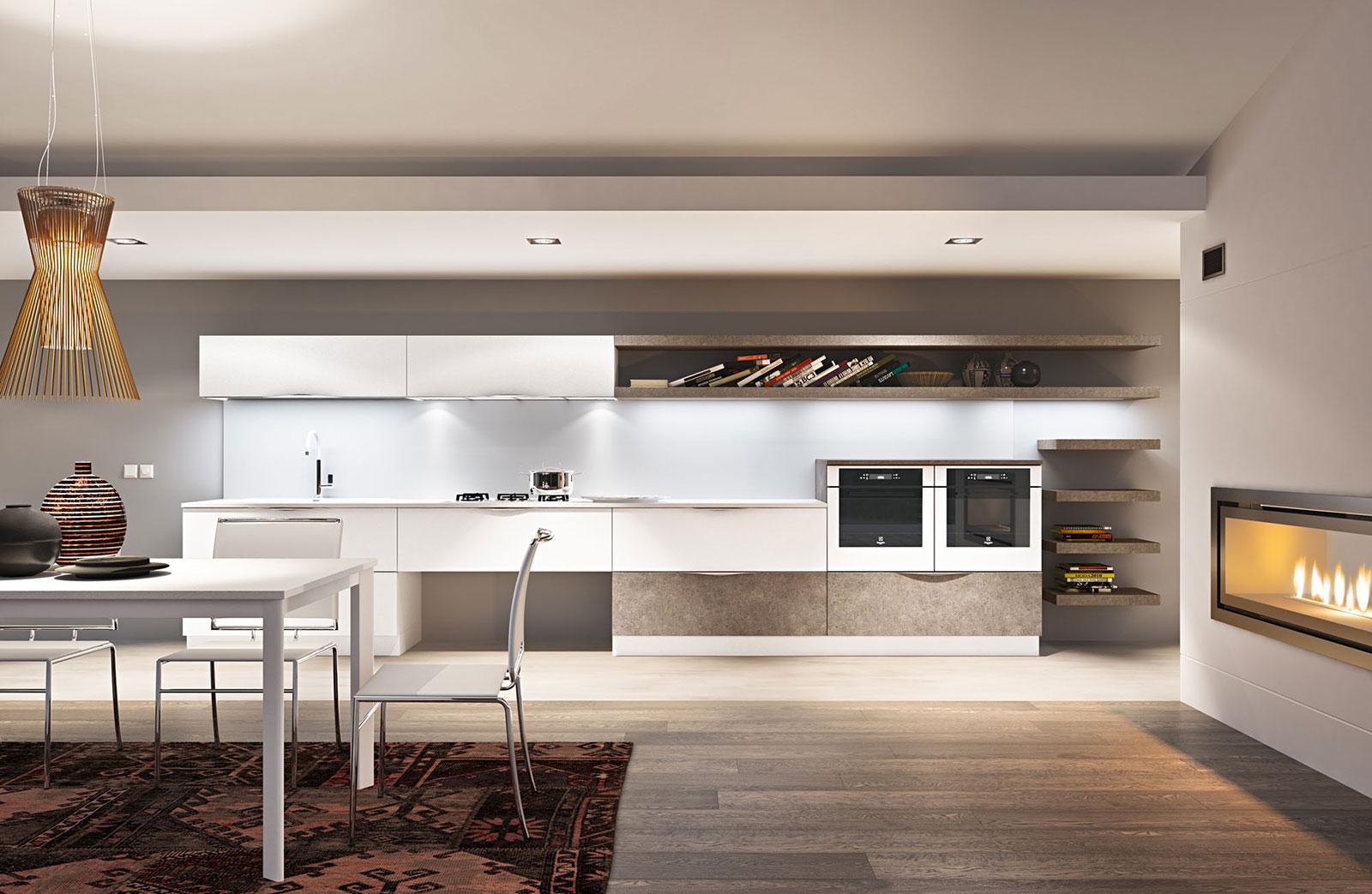 Tiarch.com  Mondo Convenienza Cucina Stella Rovere Grigio