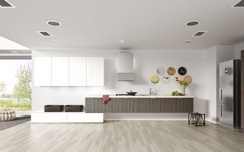 Cucine Moderne collezione Kubica  Olto Arredamenti