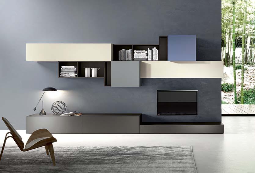 Soggiorni Moderni Di Design: Mobili arredo soggiorno ...