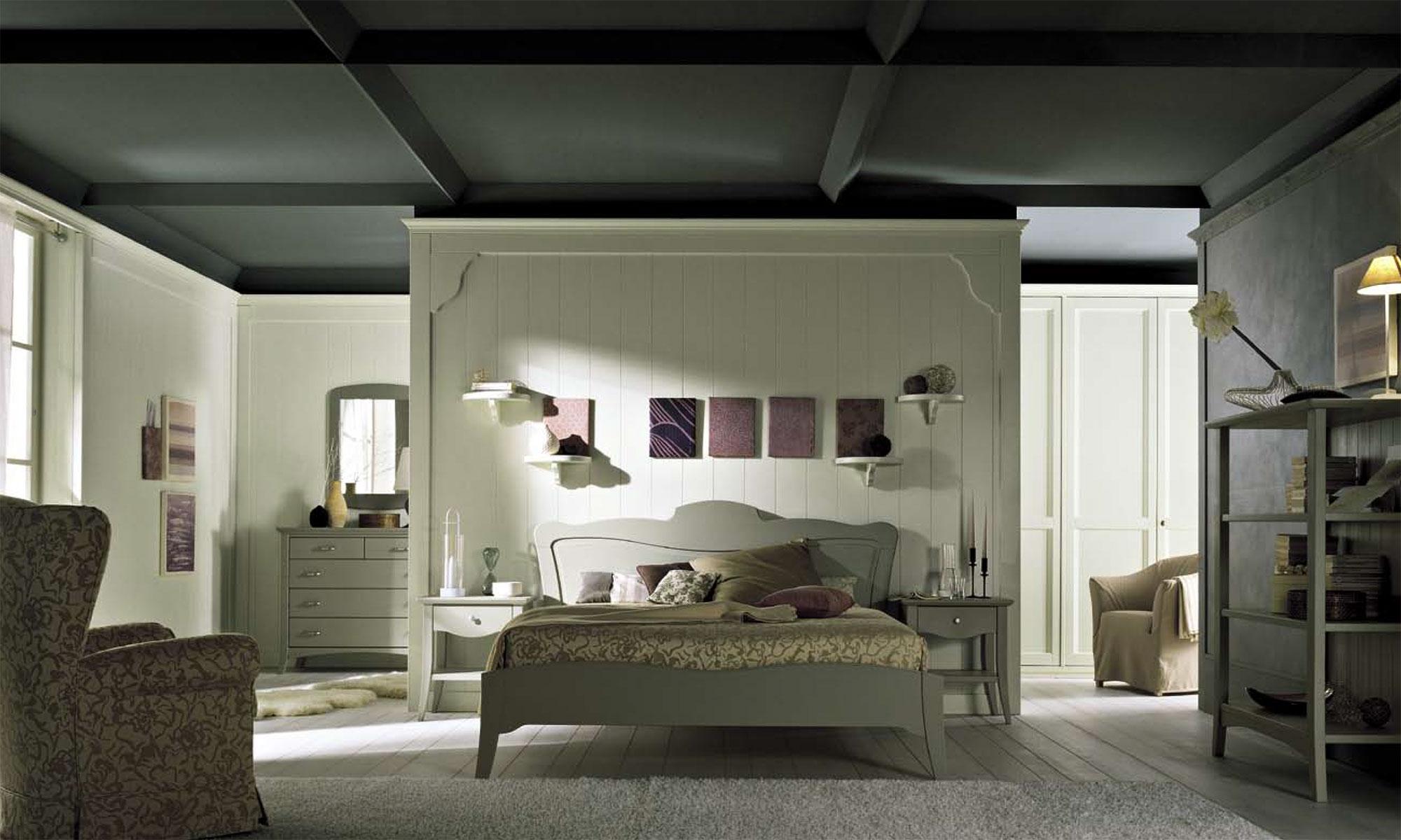 Camere da letto moderne della collezione notturno olto - Arredamenti camere da letto ...