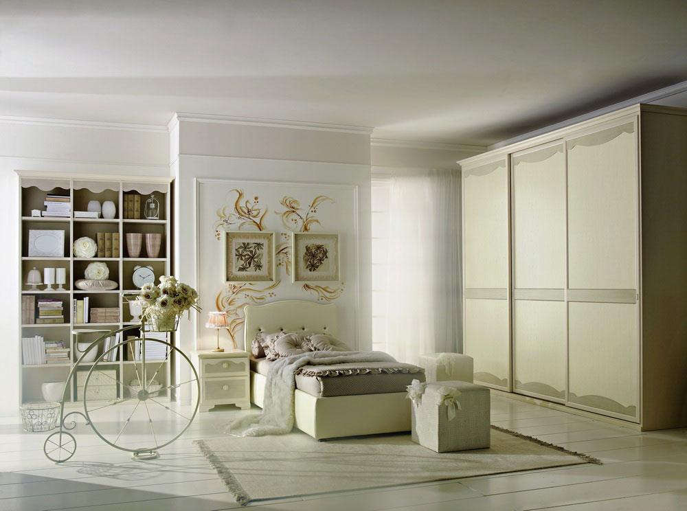 Camerette moderne della collezione K16  Olto Arredamenti
