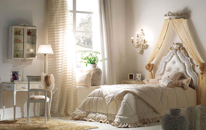 Pareti divisorie per camere da letto for Camerette romantiche