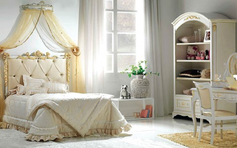 camerette luxury principessa 5