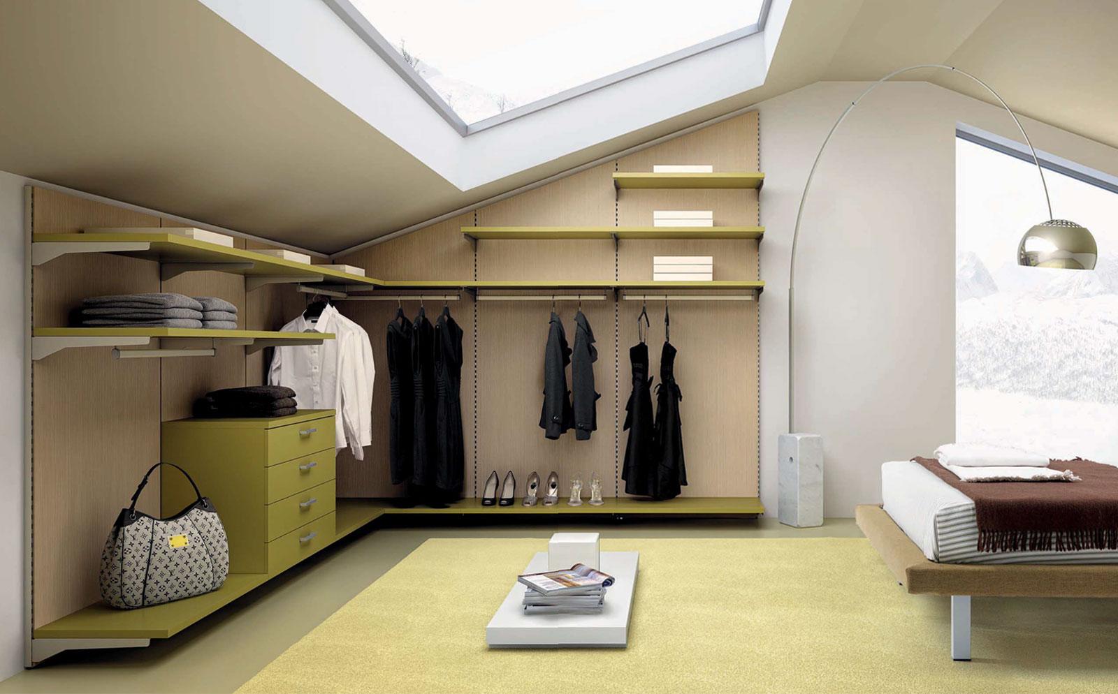 Camerette moderne della collezione k08 olto arredamenti - Cabine armadio moderne ikea ...