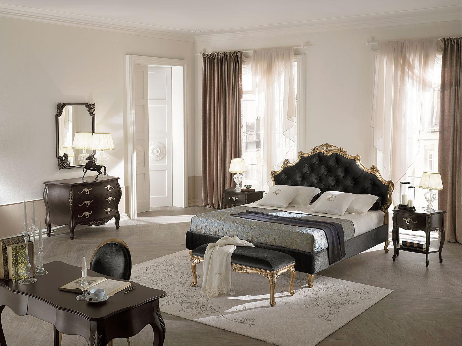 Camere Da Letto Matrimoniali Classiche : Camere classiche della ...
