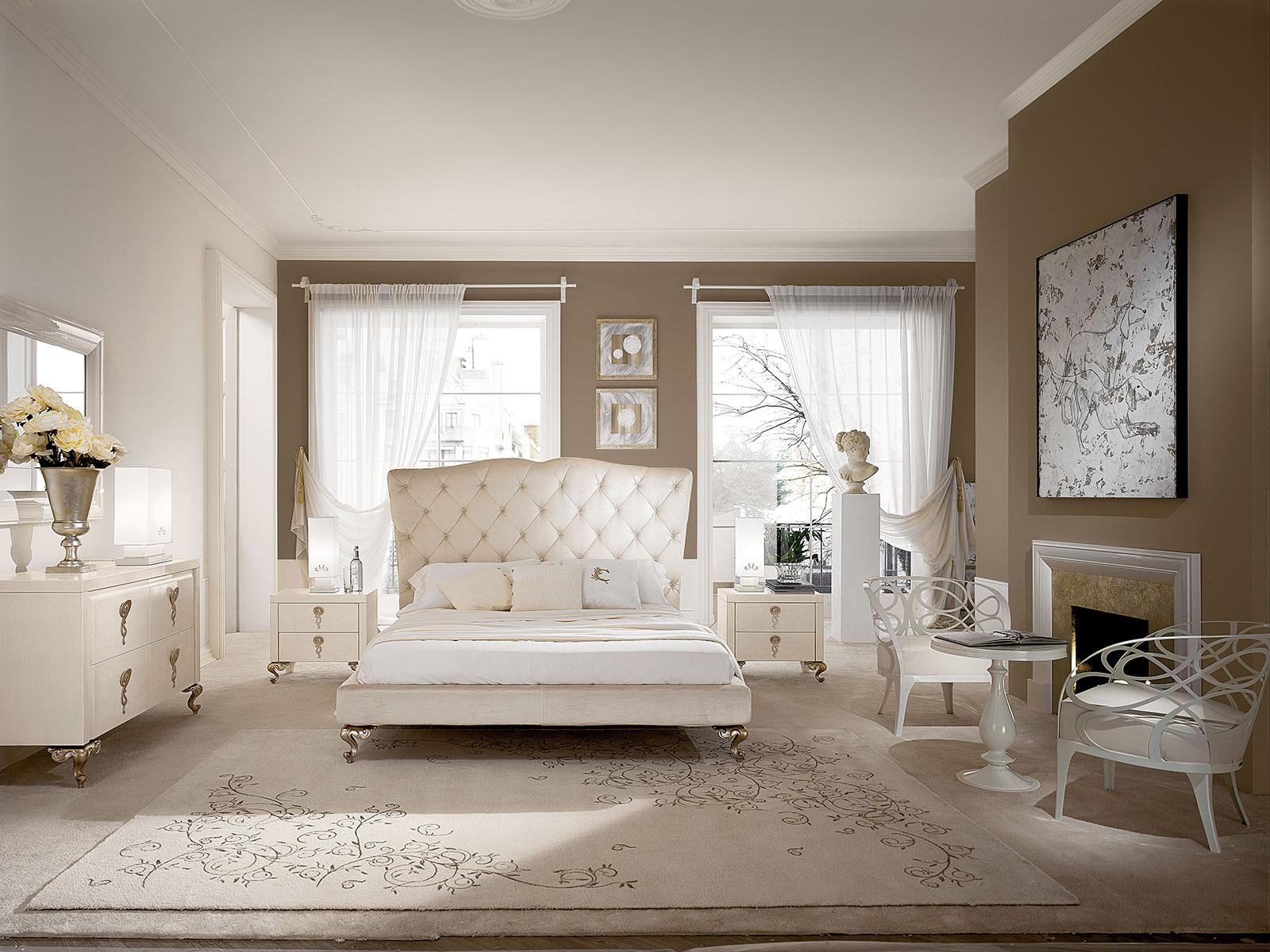 camere da letto moderne della collezione notturno olto arredamenti. Black Bedroom Furniture Sets. Home Design Ideas