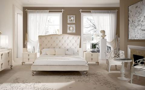 Camere da letto moderne della collezione mediterranean - Camera da letto barocco ...