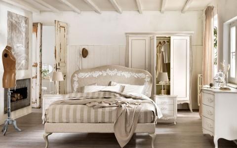 Camere classiche della collezione luxury olto arredamenti - Camere da letto 2014 ...