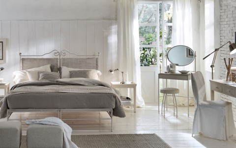 camere da letto country natural essence