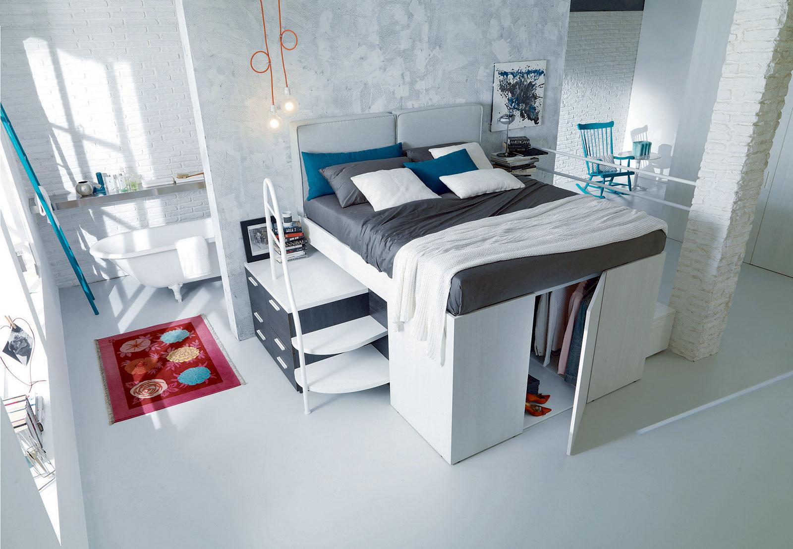 Camere Moderne Per Bambini : Camerette bambini della collezione k30 olto arredamenti