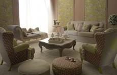 divano salotti classici eneide 1