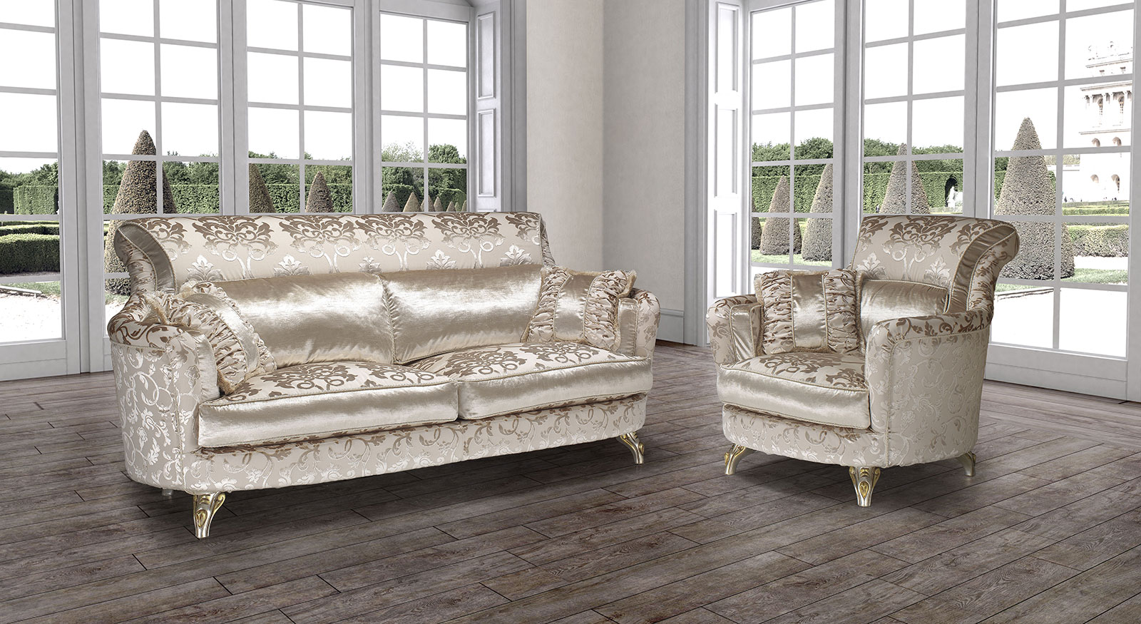 divano classico osiride